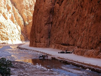 Day trip - The Dades gorges and the valley of the roses